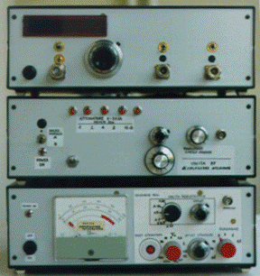 VHF-UHF modular receiving station