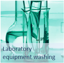 ultrasonic laboratory equipment washing
