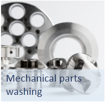 ultrasonic mechanical parts washing