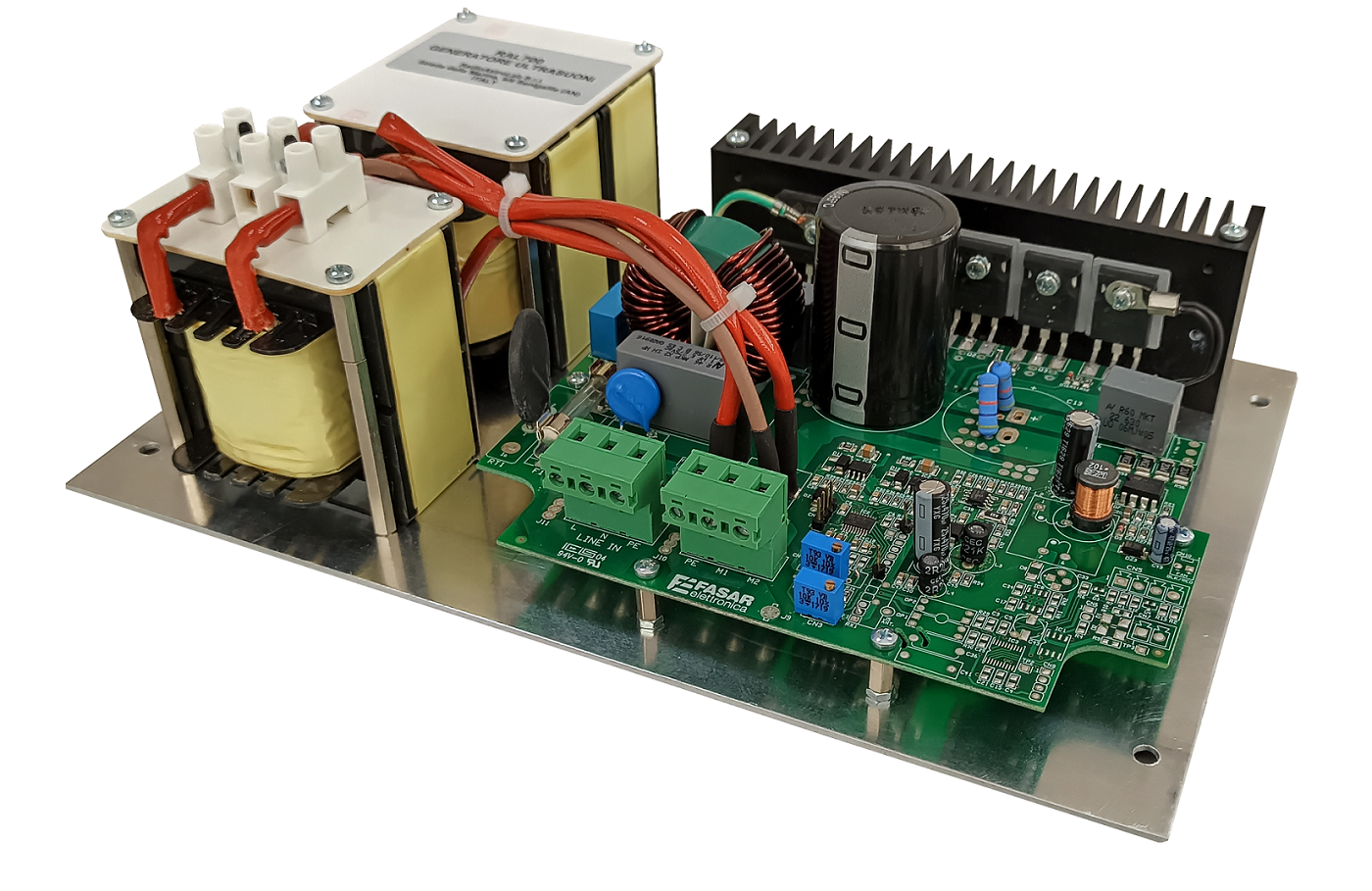 Generatore ultrasuoni RAL700
